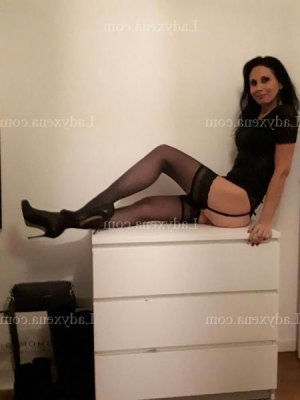 Genna escorte massage érotique à Kingersheim
