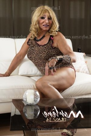 Lise-may ladyxena escort à Saint-Claude