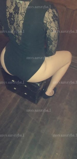 Silviana lovesita massage érotique à Kingersheim