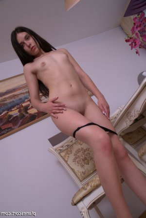 Cemile massage escorte trans